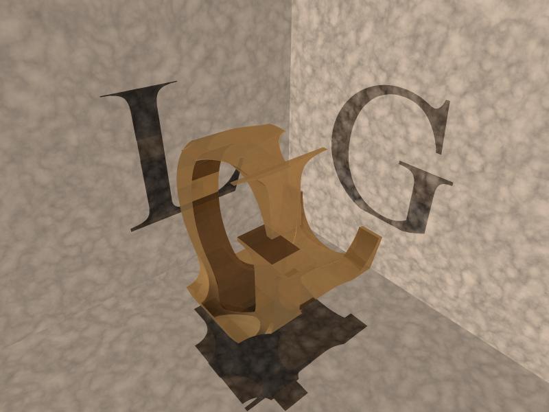 LG Initials